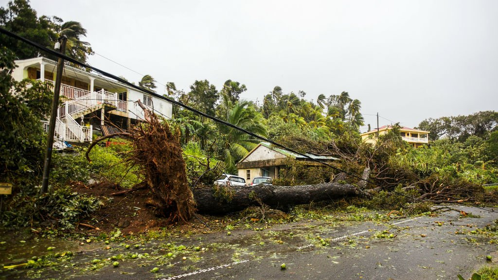 Hurricane Maria heads for Virgin Islands after lashing Dominica, Guadeloupe https://t.co/pfMdIB9TjN