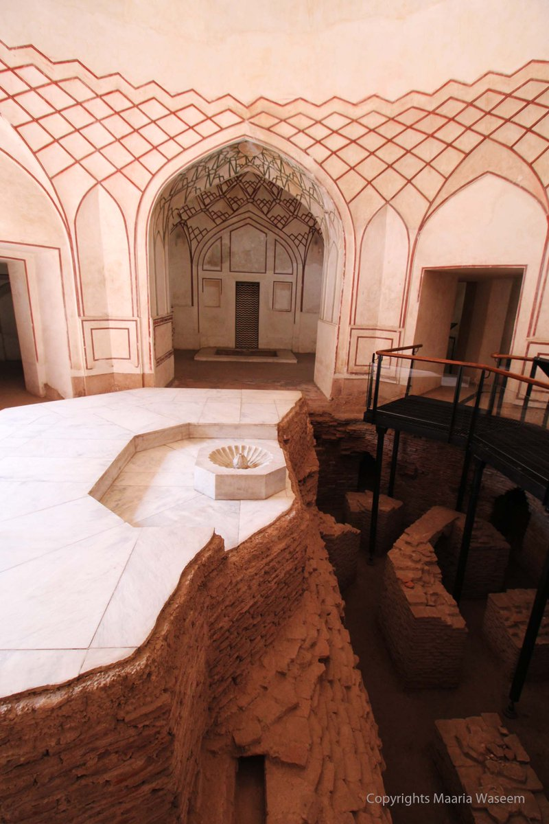 interior after conservation wazir khan shahi hammam #lahore  #heritage #architecture<br>http://pic.twitter.com/P1NxB15t6e