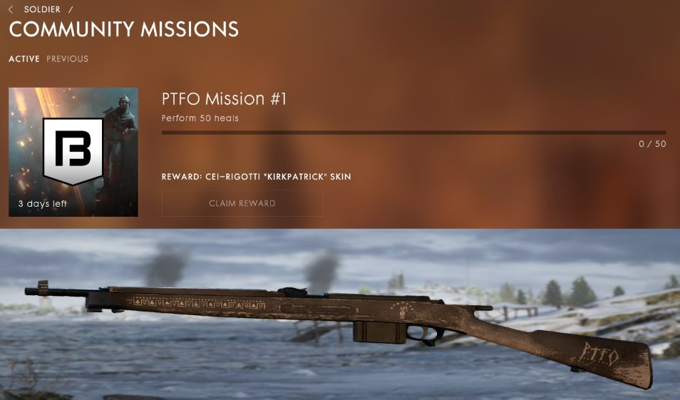 Bf1 Ptfo Skin