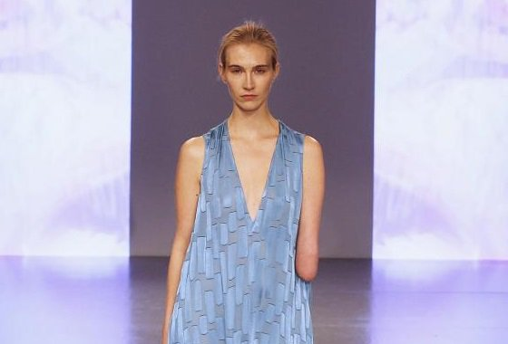 #disability in the spotlight at London Fashion Week  http:// ow.ly/veoo30fhMq6  &nbsp;  <br>http://pic.twitter.com/pnieXF1K38
