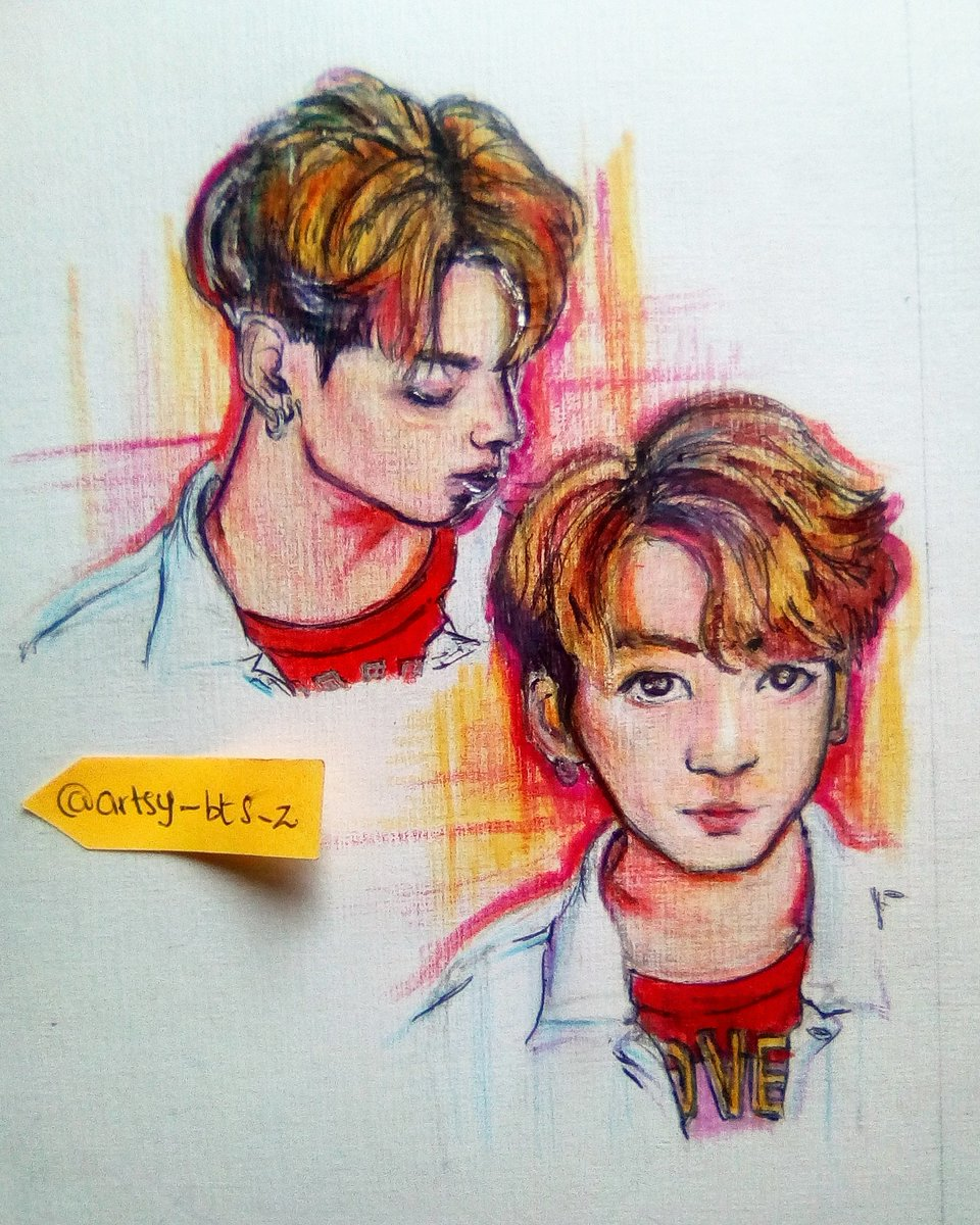 I messed it up  But I still want to post it idk why ;-;  #fanart #JUNGKOOK #BTS_DNA   P.s stream DNA on Spotify please!<br>http://pic.twitter.com/Cgu5bd9G42