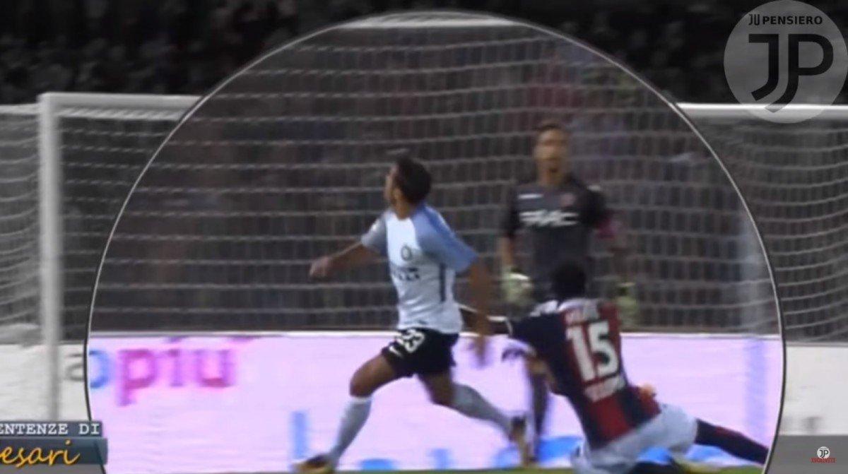 """Bologna-Inter, a Verdi risponde Icardi su dubbio rigore. Donadoni: """"Derubati"""" - https://t.co/4f4oRKKTBB #blogsicilianotizie #todaysport"""