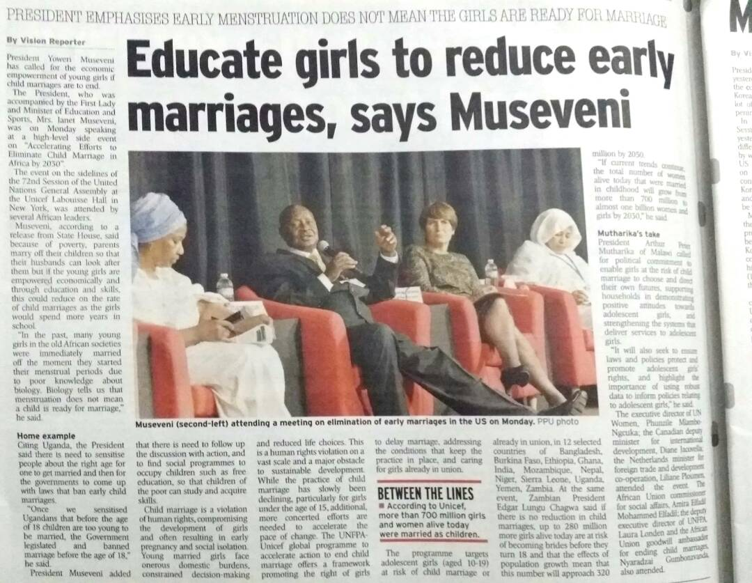 accelerating efforts to end child marriage The united nations calls for accelerated efforts to end child marriages in zimbabwe harare, 02 july 2015 – the united nations today adds its voice to ongoing calls to end child marriages in zimbabwe.
