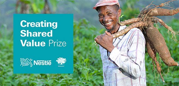 Apply for the Nestlé S.A. Creating Shared Value Prize here: https://t.co/htKcpXRrv3 https://t.co/X2riESy12y