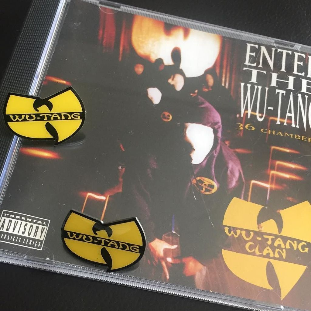 Happy Wu Wednesday#hiphopbackintheday #wu #wutang #wutangpin #cd #enterthe36chambers #hhbitd #picoftheday #90s…  http:// ift.tt/2hfRFKU  &nbsp;  <br>http://pic.twitter.com/YGoxaU5qmZ