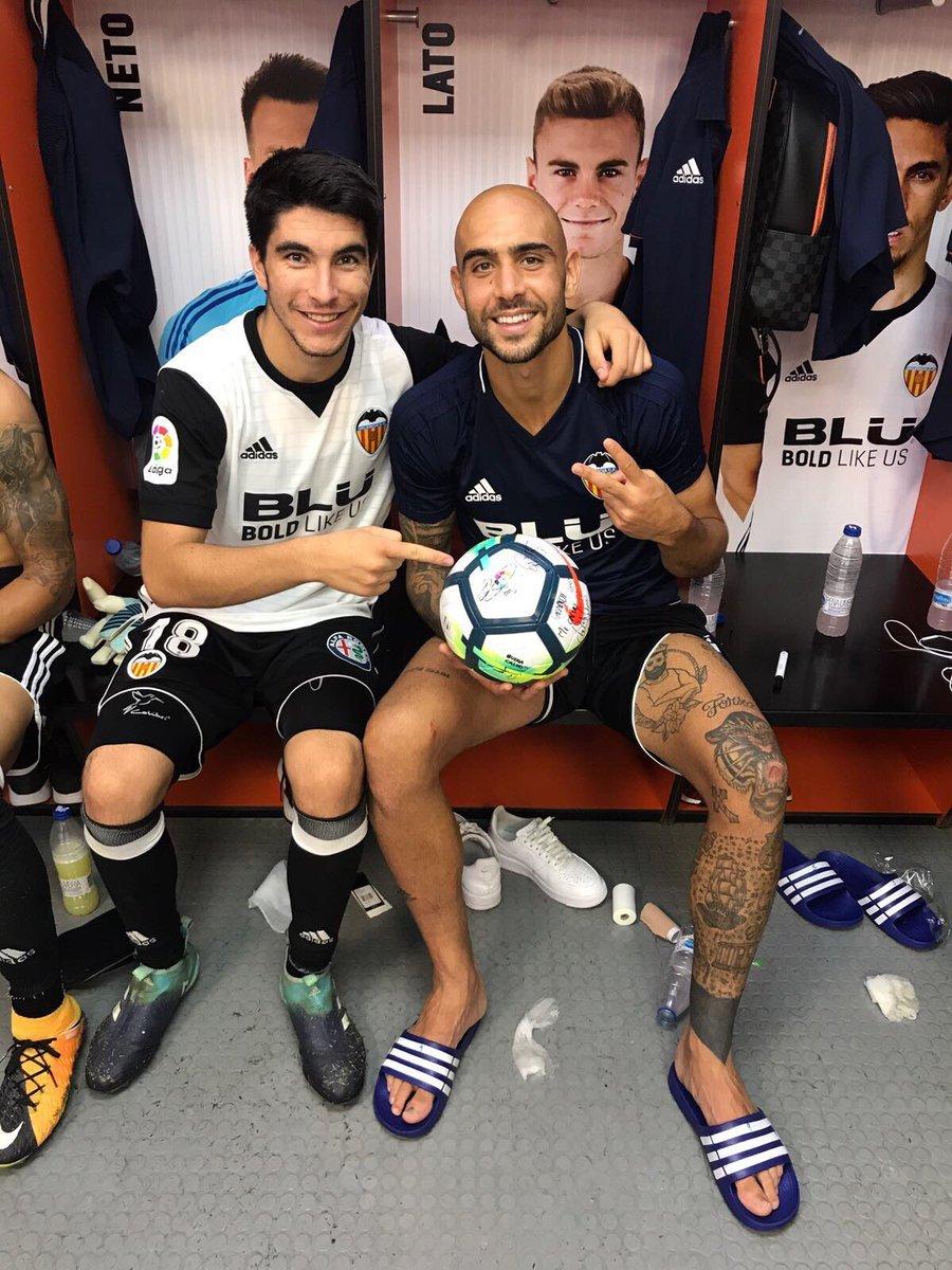 Zaza goleador: tre gol in otto minuti col Valencia. Esulta Chiara Biasi e ... - https://t.co/4Ju6vrz6b3 #blogsicilianotizie #todaysport