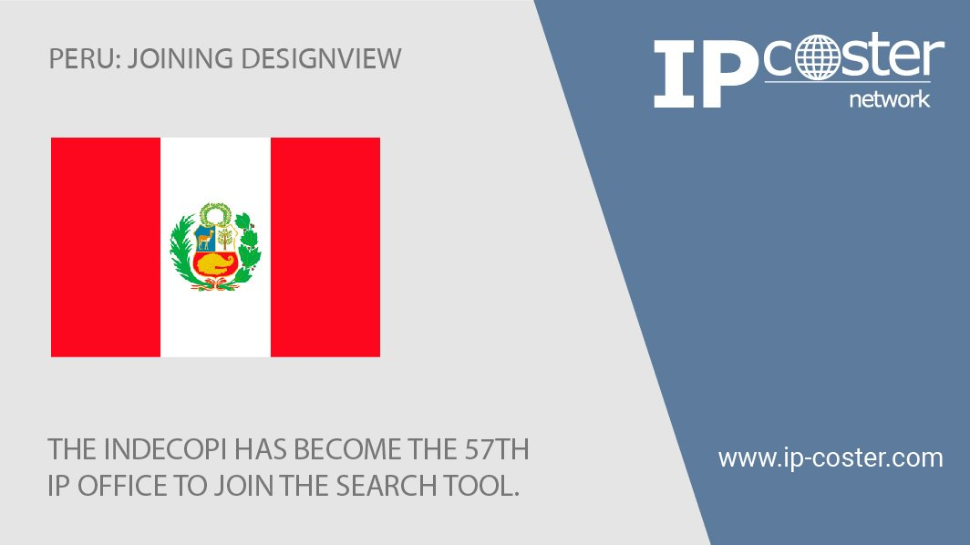 Peru: joining DesignView   https://www. ip-coster.com/News/peru-join ing-designview/189 &nbsp; …   #ipcoster #ip #ipr #iplaw #peru #latinamerica #designview #design #dv #online #database<br>http://pic.twitter.com/qvuzDZncih