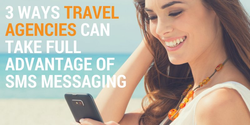 3 simple ways #TravelAgents can take advantage of #SMS #marketing  http:// bit.ly/2cagGCF  &nbsp;  <br>http://pic.twitter.com/yQjzG77HHG