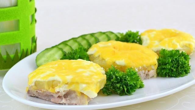 Рецепт мясо с овощами