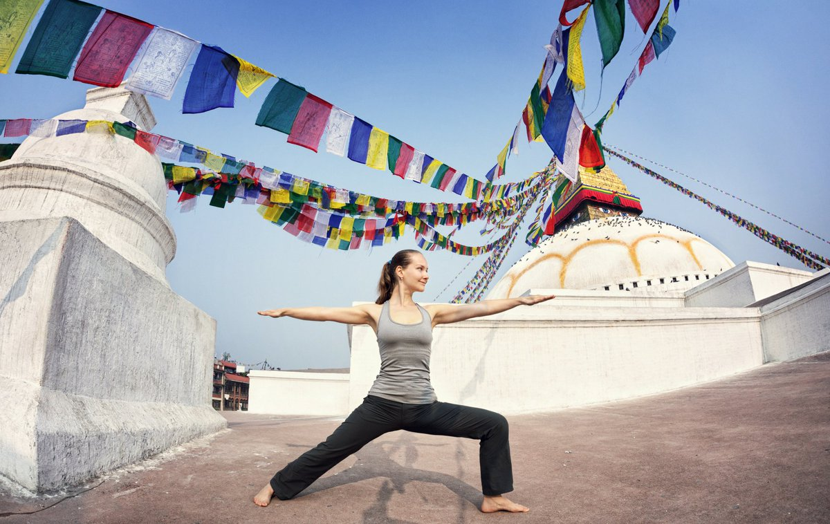 #YogaTourInNepal Get #Spiritual and #Physical Benefits during your #Yoga tour in #Nepal.   https:// goo.gl/VHi12i  &nbsp;  <br>http://pic.twitter.com/MGTX9FRBnv
