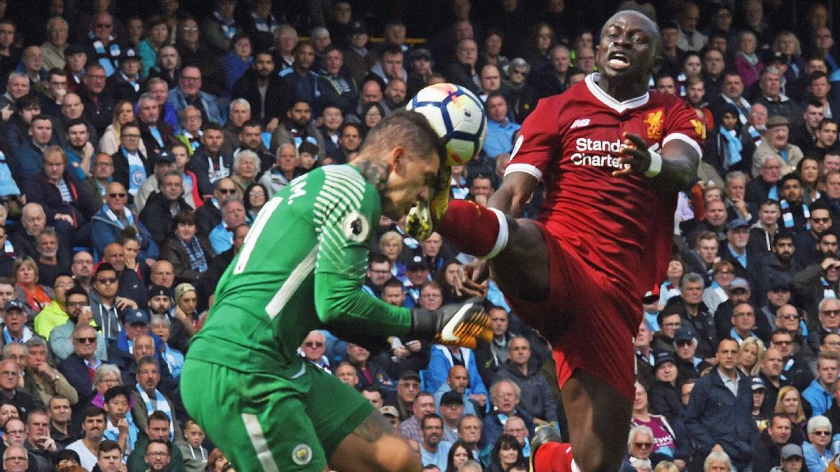 3-match ban  #Senegal&#39;s Sadio Mane in England  Ivorian striker Giovanni Sio bad tackle in   #Guinea&#39;s Naby Keita high boot challenge in <br>http://pic.twitter.com/3IGjx2MRQR