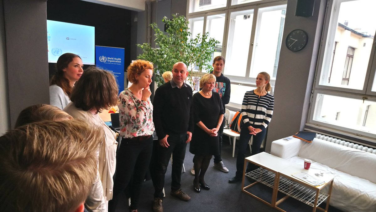 Final day of the National #HealthyCities Networks Meeting- #sharing &amp; #celebrating achievements &amp; successes, looking at what&#39;s coming up<br>http://pic.twitter.com/WHSP0cBAGH