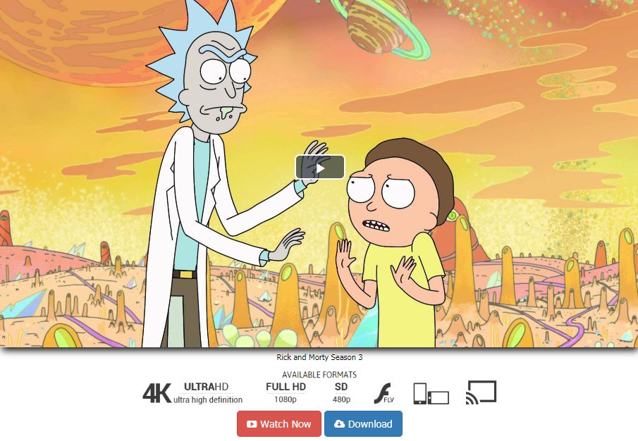 Rick And Morty (@elvadeering8431) | Twitter