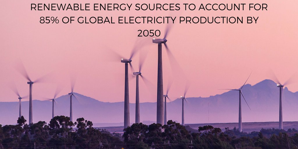 By 2050, #solar PV is expected to account for a third of the world's electricity!  http:// ow.ly/JiaE30fhoda  &nbsp;   #renewables #sustainability<br>http://pic.twitter.com/A4Cv7fAkIA