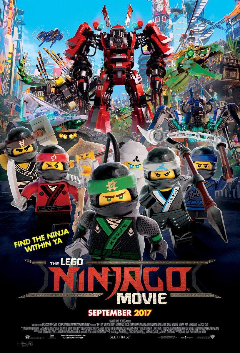 Preview Film The Lego Ninjago Movie 2017 Edwin Dianto New Kid