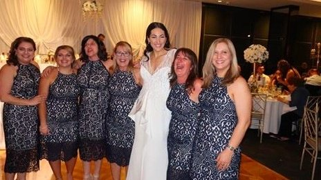 Six women turned up at a wedding wearing the same dress https://t.co/sPgDH1llsL