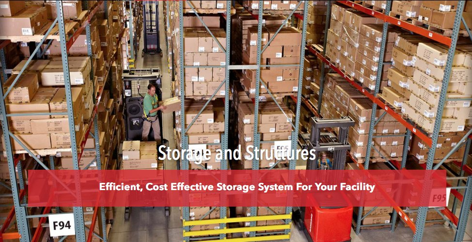 Let @AssociatedUSA guide you to the best #storage &amp; structures for your growing business:  http:// bit.ly/2dflXG1  &nbsp;   #supplychain #warehouse<br>http://pic.twitter.com/bQihoyenK3