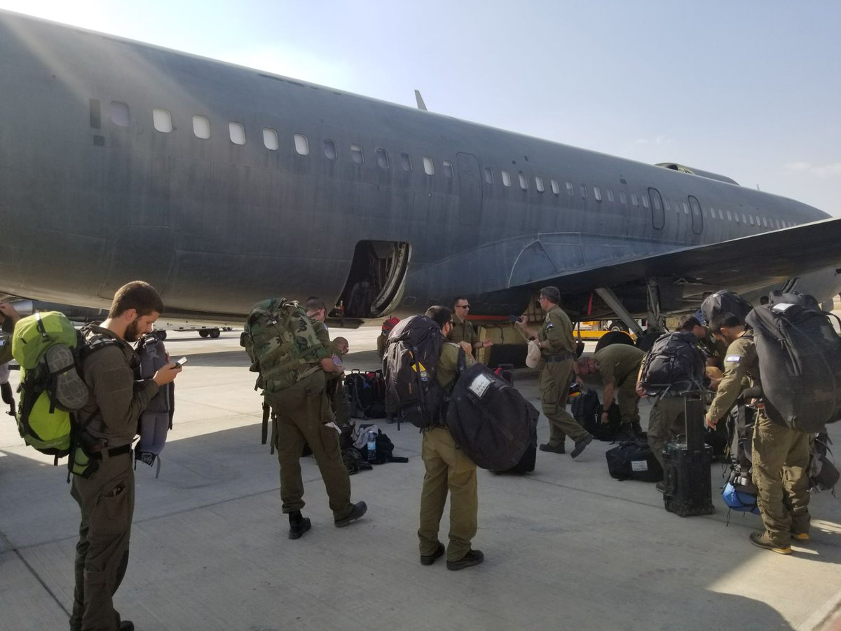 #BREAKING: Israel search &amp; rescue mission headed to Mexico after 7.1M earthquake <br>http://pic.twitter.com/lSd0e5ZVdx