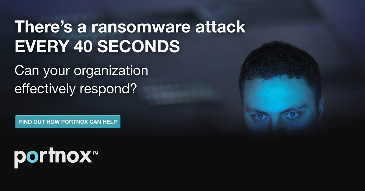 #Network #visibility, #incident #response and #remediation are key  https:// hubs.ly/H08CZ-k0  &nbsp;   #ransomware #nac #network security<br>http://pic.twitter.com/1vdm40svgA