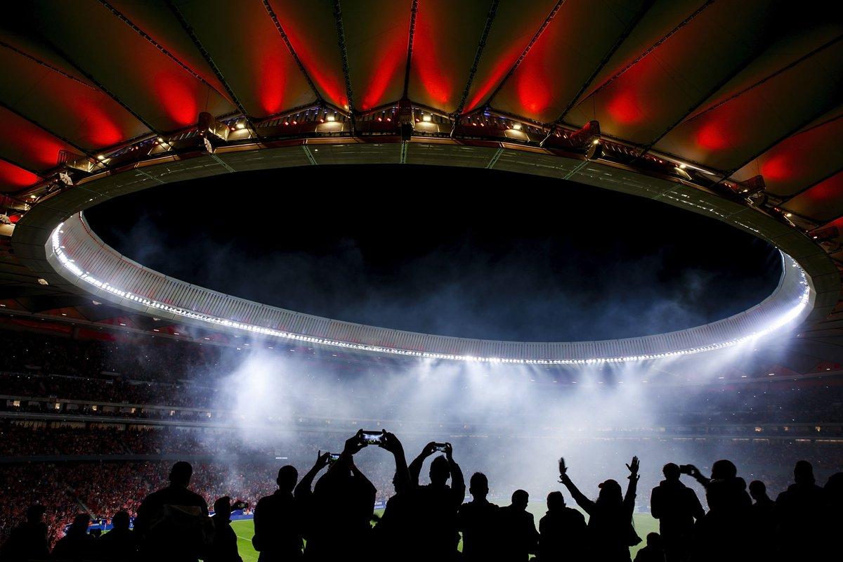 uefa on twitter breaking madrid s estadio metropolitano has been selected to host the 2018 2019 uclfinal uefaexco