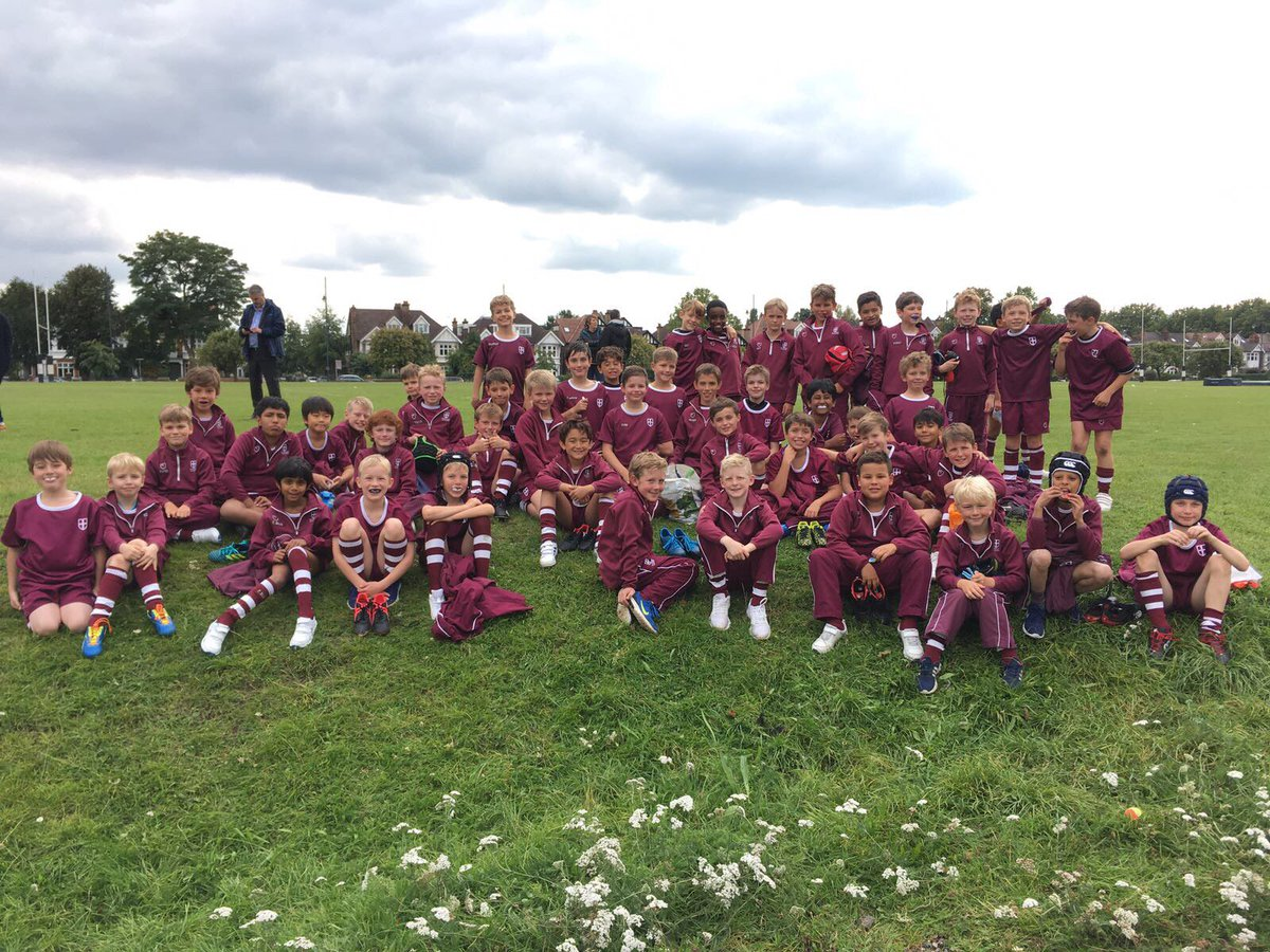 Good luck to all the U10 boys at the @oratoryschool rugby tournament #StGeorge&#39;s  <br>http://pic.twitter.com/XMuwrPCdFu