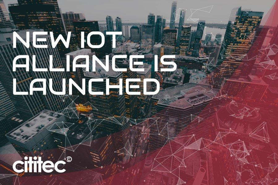 Newly launched #IoT alliance:  https:// buff.ly/2jHNfNx  &nbsp;   #tech #technology #digital #InternetOfThings #defstar5 #online <br>http://pic.twitter.com/1tddiSDGhn