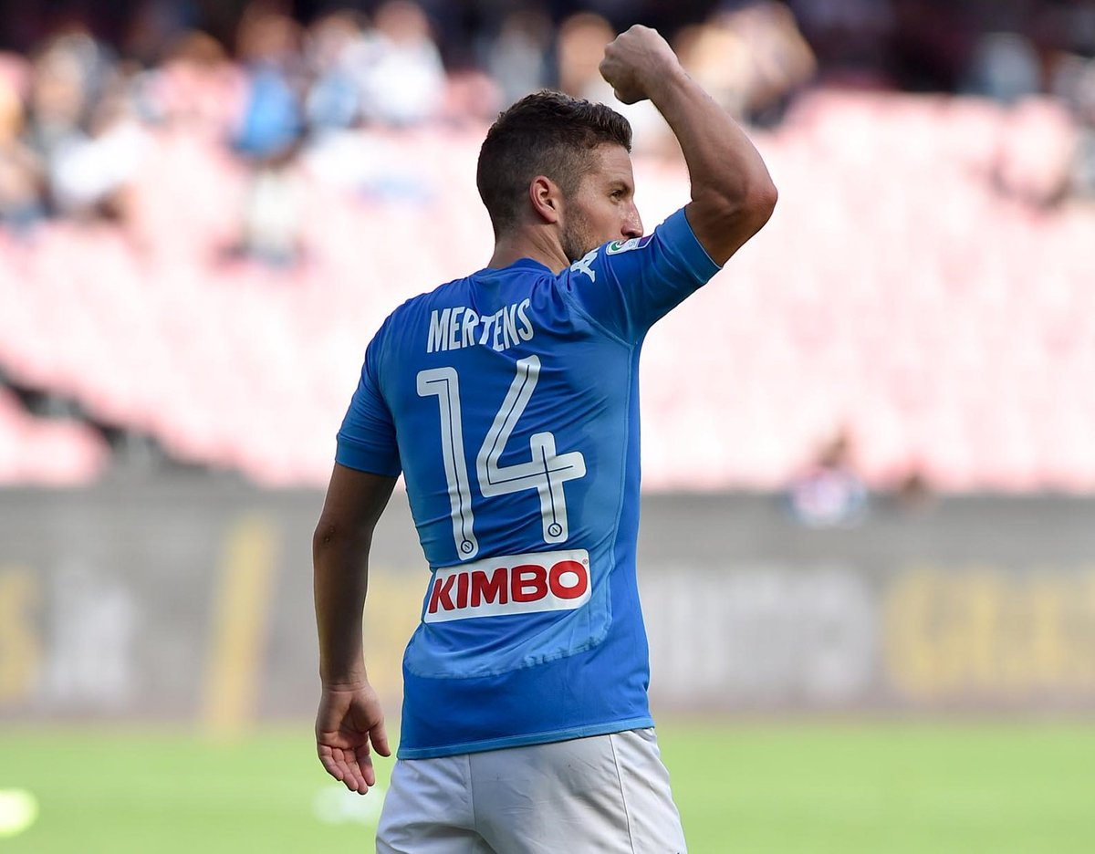 Dries Mertens   In-form No14 to inspire Napoli on matchday two?  #UCL <br>http://pic.twitter.com/R4B8CQLdrr
