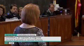 Los ruidos de la Madrila, a juicio. Hoy se sientan en el banquillo 13 acusados por la contaminación acústica de esta zona de Cáceres. #EXN https://t.co/hTzN37zLEy