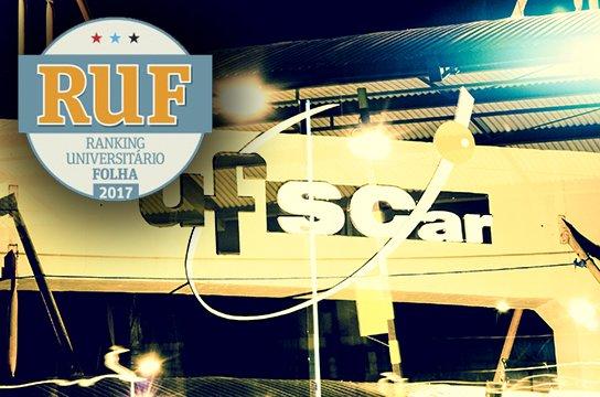 #OrgulhoUFSCar! UFSCar é a 10ª melhor universidade brasileira: https://t.co/PiMsi7xC1B https://t.co/6js2IWBcfn
