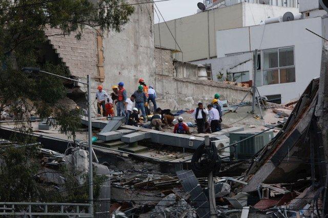 Israel envía 70 rescatistas a México por #terremoto https://t.co/osmR9UIC3z #sismo #FuerzaMéxico