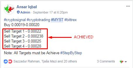 #Perfection #TargetAchieved #MYST #Bittrex MYST&#39;s Targets Achieved! Join us:  http:// t.me/CryptoHeights  &nbsp;   $BTC $DGB $XVG $ETH $BCC $NEO<br>http://pic.twitter.com/yWWaBZhUMU