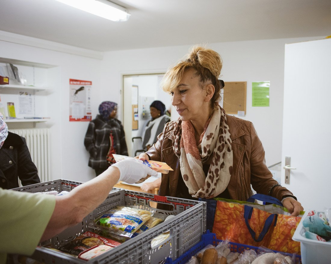 The secret poverty in Germany