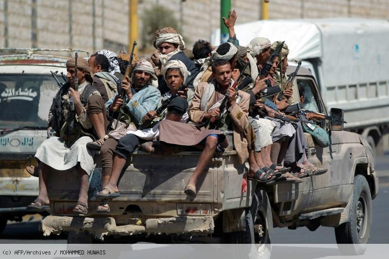 Conflit au Yémen: Al-Qaïda et les chefs de guerre sont les seuls gagnants https://t.co/ZfcVd4TSu9