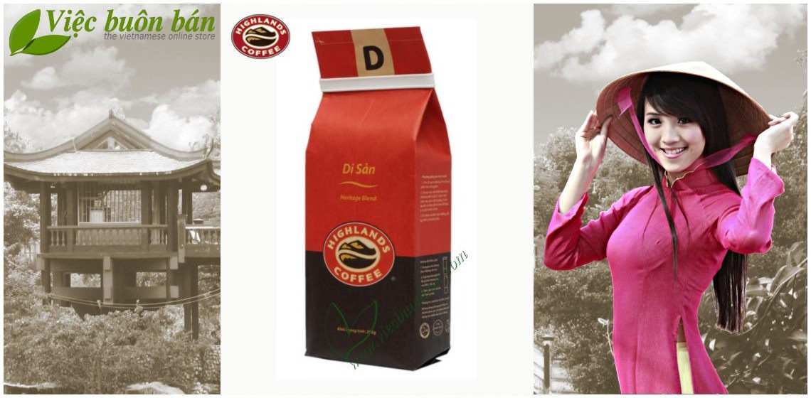 Coffee Highlands Heritage Blend $6.00 #Coffee #HighlandsCoffee #Heritage #Vietnam #Shopping Please RT!  http:// j.mp/2r4uEdP  &nbsp;  <br>http://pic.twitter.com/hnazheu5IM