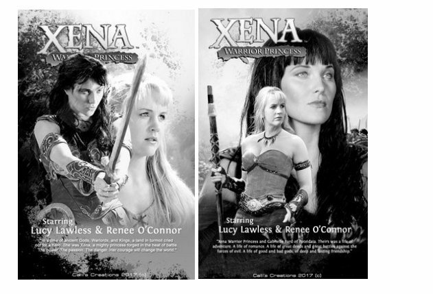 New #Xena and Gabrielle poster art (2 posters) created by Calli up now on AUSXIP!  http:// ausxip.com/xena/2017/09/t wo-new-xena-and-gabrielle-poster-art-by-calli.html &nbsp; …  #FANART <br>http://pic.twitter.com/4Tvdx4JS1p
