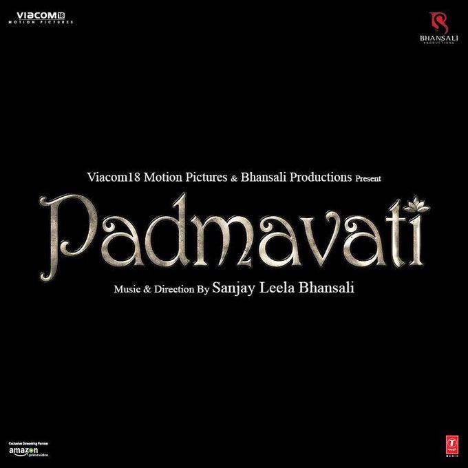 रानी पद्मावती पधार रही हैं... कल सूर्योदय के साथ. #RaniPadmavatiArrivesTomorrow @Filmpadmavati https://t.co/NoI97jIdIg