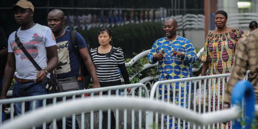 Migrants africains en Chine: une aventure sans issue https://t.co/YcniYN2O1p