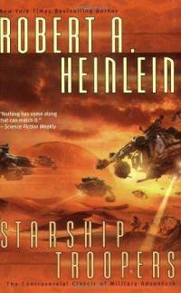 No Wasted Ink reviews STARSHIP TROOPERS by ROBERT A HEINLEIN  http:// ow.ly/rM6M30dPZzy  &nbsp;   #bookreviews #scifi #asmsg<br>http://pic.twitter.com/zAU1PrsbPY