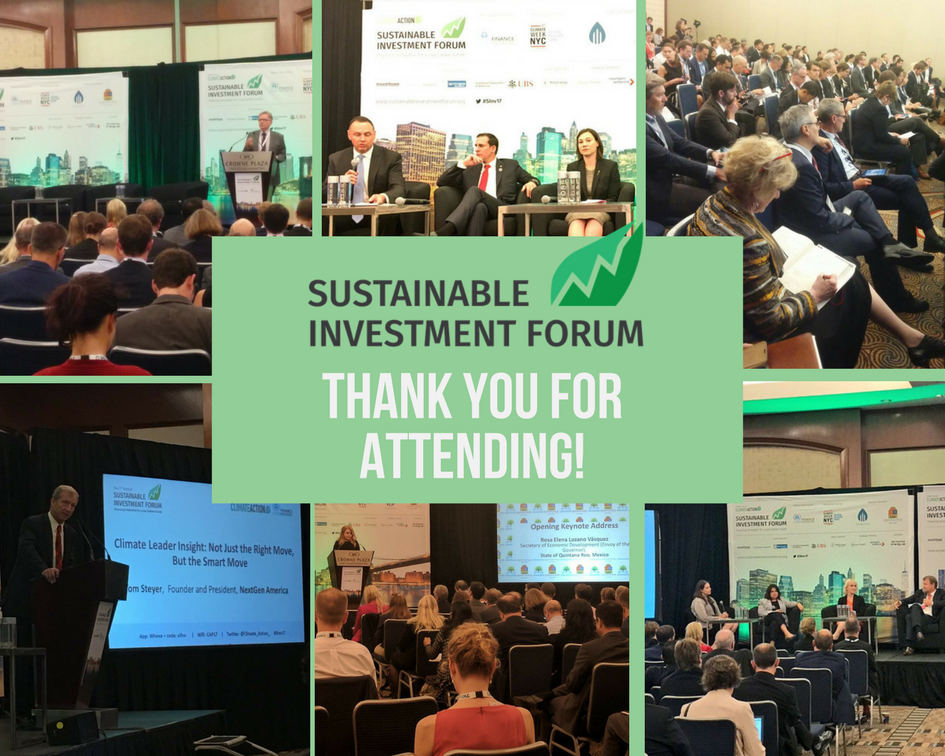 Thank you to all speakers, sponsors &amp; delegates attending yesterday&#39;s #SInv17, watch this space for more pics &amp; videos of the event! #CWNYC<br>http://pic.twitter.com/dyFnPJShOk