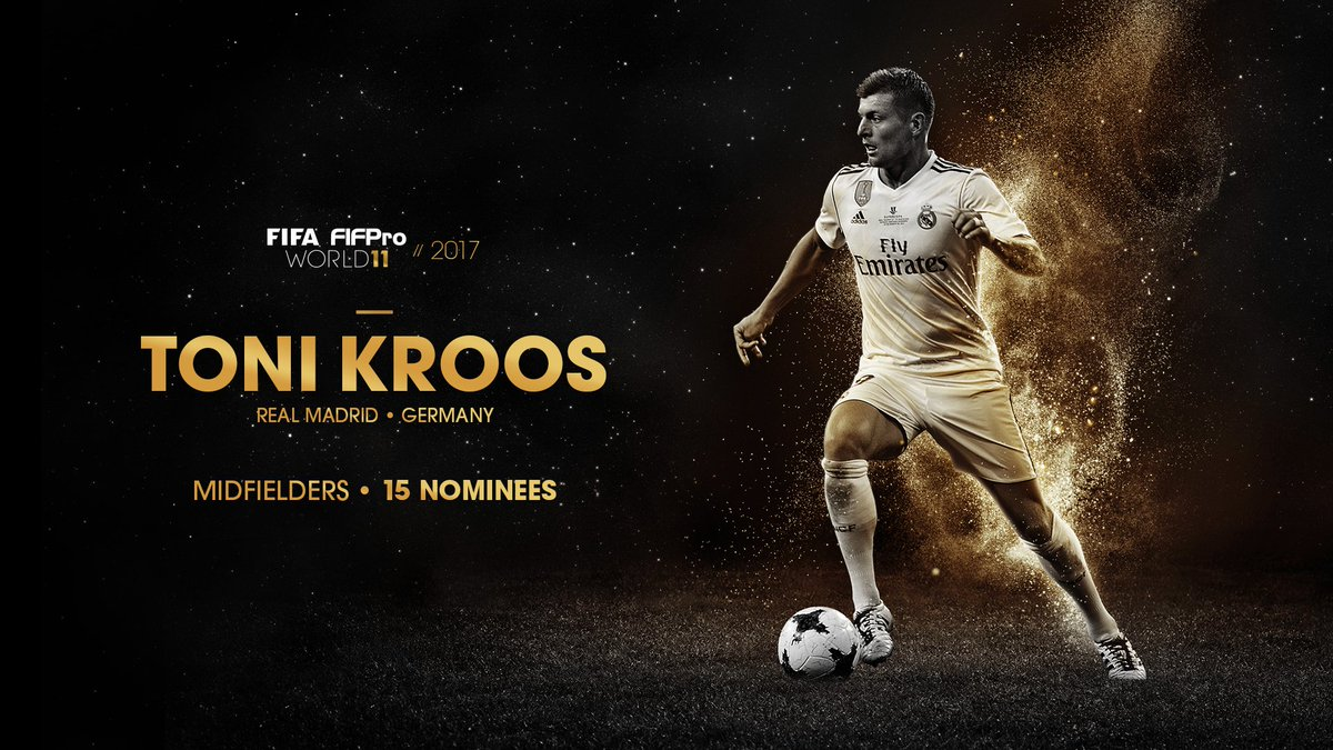FIFA 18 TOTY Nominees - Team of the Year Players Shortlist - Best Defenders in the World