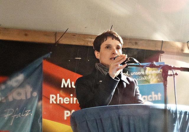 L'AfD en Allemagne critique peut-être le socialisme, mais il est loin d'être un parti libéral. https://t.co/bn2244awUu