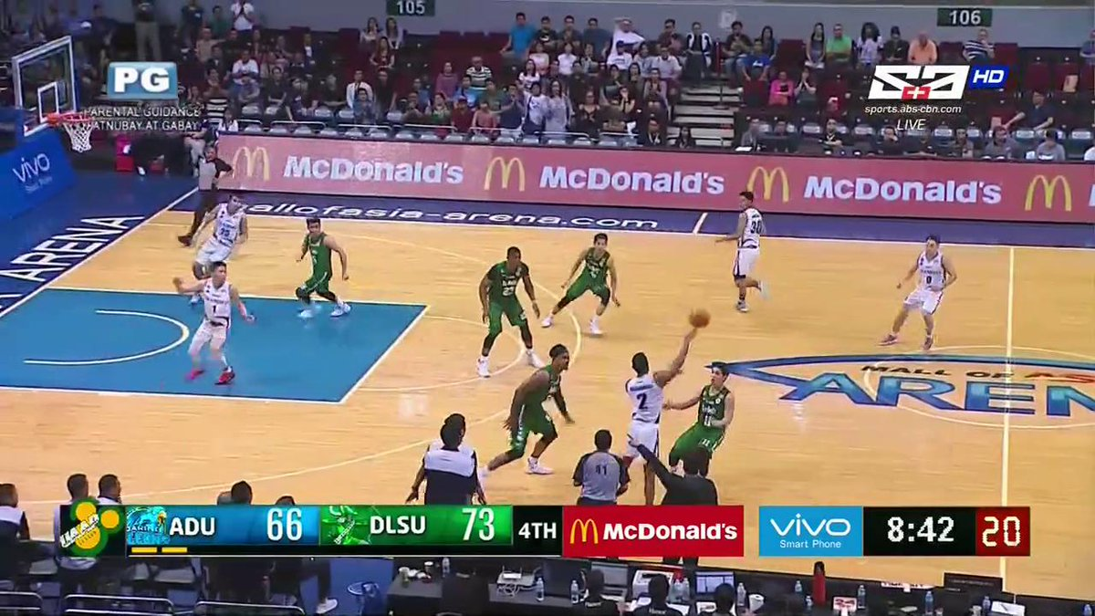 N🚫 ENTRY says Ben Mbala! #UAAPSeason80 https://t.co/qUf10NoVOx