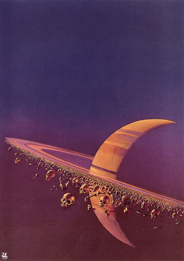 By Bruce Pennington (1973). #scifi <br>http://pic.twitter.com/CO8PL51FIX