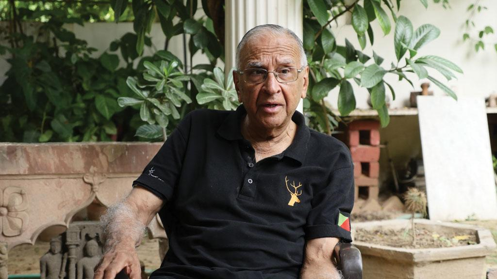 Why does conservationist MK Ranjitsinh believe that pre-independence India did better #conservation?  https:// goo.gl/MNVPeH  &nbsp;   #wildlife<br>http://pic.twitter.com/m8RucVUn2c