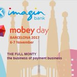 Mobey Day #Barcelona: The Full Monty- business of #payment business https://t.co/aD64S9ho0q @imaginBank  #MobeyDayBCN