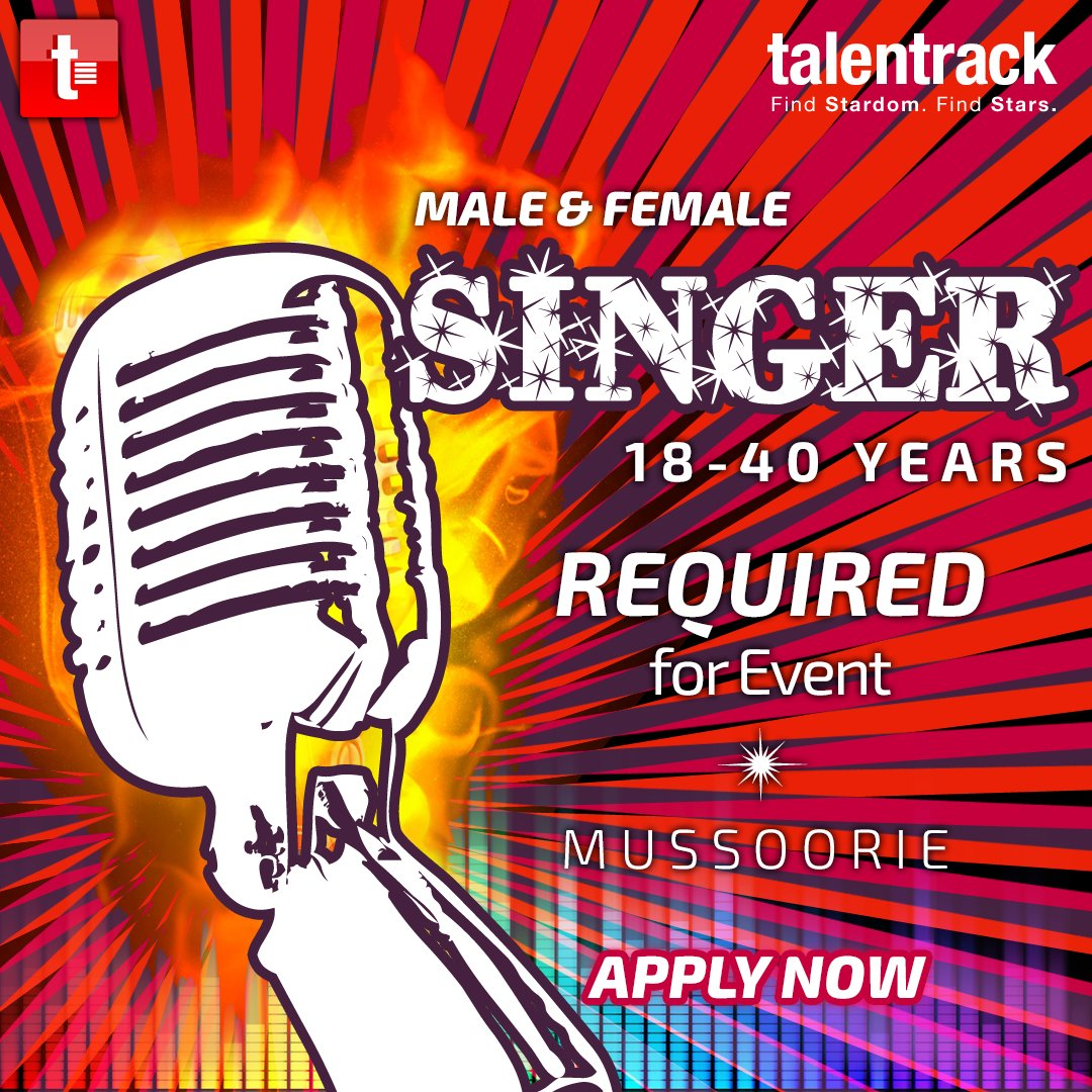 For male singers