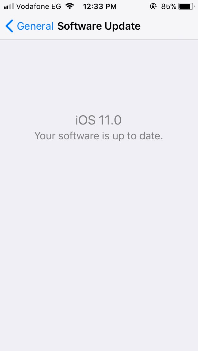 ios11 It &#39;s really nice to have a phone from Apple&#39; s new update that &#39;s the best #Appel #ios11<br>http://pic.twitter.com/92giKBpAwX