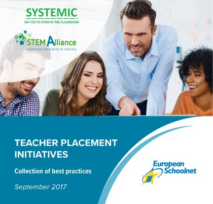 We are setting up the #framework for cooperation between #education and #STEM #industry - Read our publication   http:// bit.ly/2x3VqIQ  &nbsp;  <br>http://pic.twitter.com/UinMSFOyqm