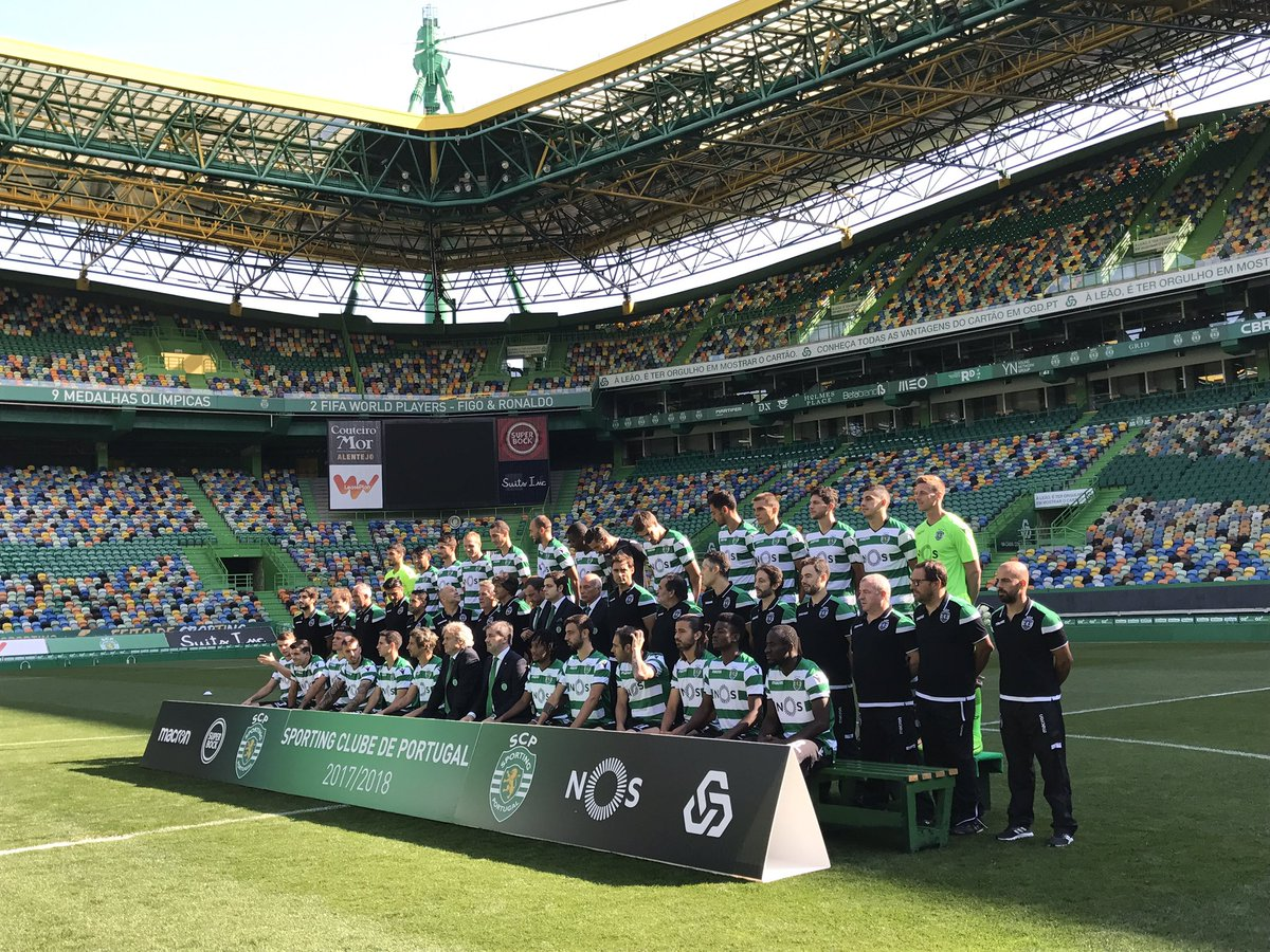 Sporting Clube de Portugal בטוויטר: