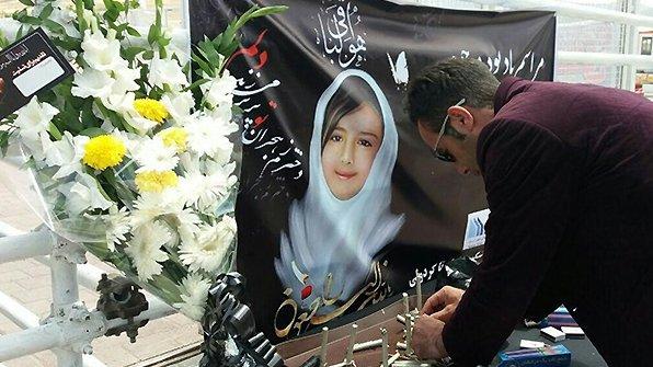 #이란 에서 7살 #여자 #어린이 를 #성폭행 한 뒤 살해한 40대 남성에 대한 공개 #교수형 이 20일(현지시간) 오전 집행됐습니다. https://t.co/IEbMOudCoP